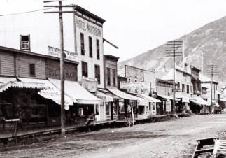 Dawson City, circa 1902